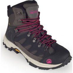 Buty trekkingowe damskie: BERG OUTDOOR Buty Damskie LLAMA Szare r. 38 (FW4221100)