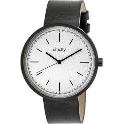 """Zegarki męskie: Zegarek kwarcowy """"the 3000"""" w kolorze czarno-białym"""