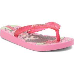 Japonki IPANEMA - Classic VI Kids 82304 Pink 20791. Czerwone klapki chłopięce marki Ipanema, z tworzywa sztucznego. Za 54,99 zł.