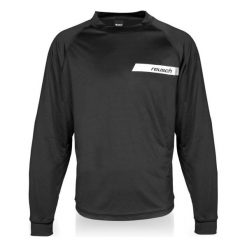 Bejsbolówki męskie: REUSCH Bluza męska Training Shirt czarna r. M (33501 - 33501M)