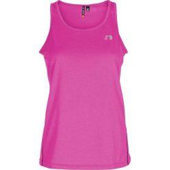 Koszulka do biegania damska NEWLINE BASE COOLMAX SINGLET / 13673-600 - koszulka do biegania damska NEWLINE BASE COOLMAX SINGLET. Niebieskie bluzki nietoperze marki DOMYOS, xs, z bawełny. Za 79,00 zł.