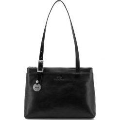 Torebka 35-4-362-1. Czarne torebki klasyczne damskie Wittchen. Za 759,00 zł.