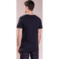 BOSS Orange TRACE Tshirt basic dark blue. Niebieskie koszulki polo BOSS Orange, m, z bawełny. Za 249,00 zł.