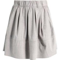 Minispódniczki: Moves KIA Spódnica trapezowa steel grey
