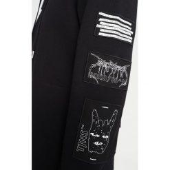 Tiger of Sweden Jeans DIFF Bluza rozpinana black. Czarne bluzy męskie rozpinane marki Tiger of Sweden Jeans, m, z bawełny. W wyprzedaży za 615,30 zł.
