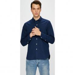 Levi's - Koszula. Brązowe koszule męskie na spinki Levi's®, l, z bawełny, button down, z długim rękawem. Za 299,90 zł.