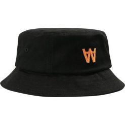 Kapelusze damskie: Wood Wood BUCKET HAT Kapelusz black