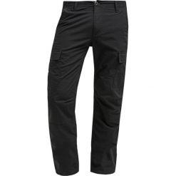 Spodnie męskie: Carhartt WIP AVIATION COLUMBIA Bojówki black rinsed