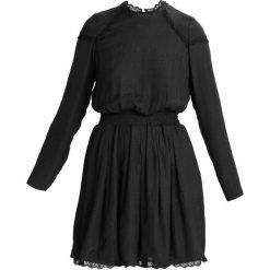 Sukienki hiszpanki: YAS YASTAMPA Sukienka letnia black