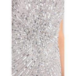 Sukienki hiszpanki: Lace & Beads HASNA Sukienka koktajlowa light grey