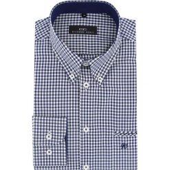 Koszula BIAGIO 16-06-08-K. Czarne koszule męskie na spinki marki TOM TAILOR DENIM, l, z bawełny, button down, z długim rękawem. Za 229,00 zł.