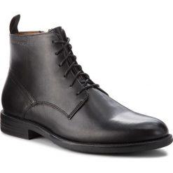 Kozaki VAGABOND - Salvatore 4664-001-20 Black. Czarne buty zimowe męskie marki Vagabond, z materiału. Za 629,00 zł.