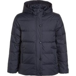 Mikkline BOYS JACKET SOLID Kurtka puchowa blue nights. Niebieskie kurtki chłopięce zimowe marki mikk-line, z materiału. W wyprzedaży za 367,20 zł.