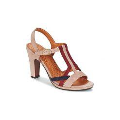 Sandały Chie Mihara  AKENU. Czerwone sandały trekkingowe damskie Chie Mihara. Za 951,20 zł.