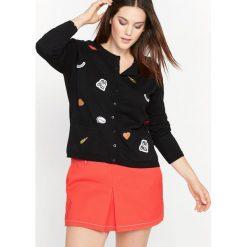 Swetry rozpinane damskie: Sweter rozpinany