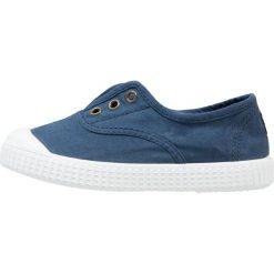Creepersy damskie: Victoria Shoes INGLESA LONA TINTADA Półbuty wsuwane marino