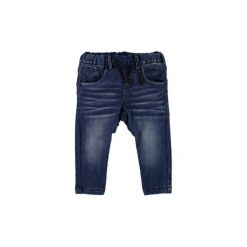 Chinosy chłopięce: NAME IT Girls Mini Spodnie Jeans Tine medium blue Denim
