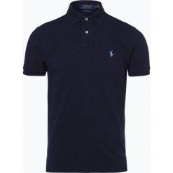 Polo Ralph Lauren - T-shirt męski, niebieski. Niebieskie koszulki polo marki Polo Ralph Lauren, l, z bawełny. Za 449,95 zł.