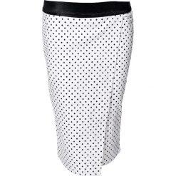 Spódniczki: Spódnica w kolorze biało-czarnym