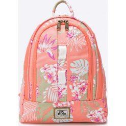 Dakine - Plecak. Różowe plecaki damskie Dakine, z bawełny. W wyprzedaży za 99,90 zł.