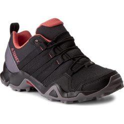 Buty adidas - Terrex Ax2r W BB4622 Cblack/Cblack/Tacpnk. Czarne buty trekkingowe damskie marki Adidas, z kauczuku. W wyprzedaży za 279,00 zł.
