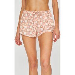 Undiz - Szorty piżamowe. Szare piżamy damskie marki Undiz, m, z tkaniny. W wyprzedaży za 34,90 zł.