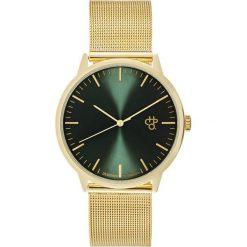 CHPO NANDO Zegarek green. Żółte, analogowe zegarki damskie CHPO. Za 299,00 zł.