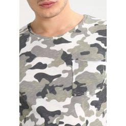 T-shirty męskie z nadrukiem: Key Largo STAN Tshirt z nadrukiem offwhite