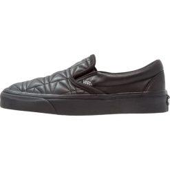 Creepersy damskie: Vans CLASSIC SLIPON Półbuty wsuwane black