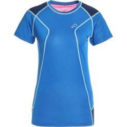 Topy sportowe damskie: KariTraa LISE TEE Tshirt z nadrukiem royal