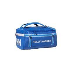 Torby podróżne Helly Hansen  New Classic Duffel Bag S 67167-563. Niebieskie torby podróżne Helly Hansen. Za 279,99 zł.