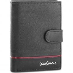 Duży Portfel Męski PIERRE CARDIN - Tilak15 326A Black/Red. Czarne portfele męskie marki Pierre Cardin, ze skóry. Za 125,00 zł.