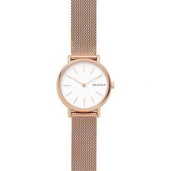Zegarek SKAGEN - Signatur SKW2694 Rose Gold/Rose Gold. Czerwone zegarki damskie Skagen. Za 349,00 zł.