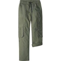 Bojówki męskie: Spodnie bojówki bonprix oliwkowy