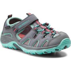 Sandały dziewczęce: Sandały MERRELL – Hydro H2O Hike MC57961 Gry/Tur