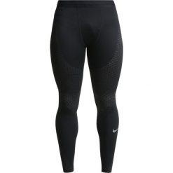 Kalesony męskie: Nike Performance ZONAL STRENGTH Legginsy black/dark grey/reflective silver