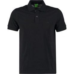 Koszulki polo: BOSS Green FIRENZE REGULAR FIT Koszulka polo black