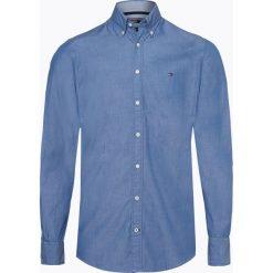 Koszule męskie na spinki: Tommy Hilfiger – Koszula męska, niebieski