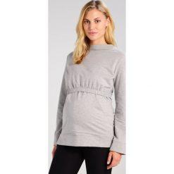 Bluzy rozpinane damskie: Boob NIKI  Bluza grey melange