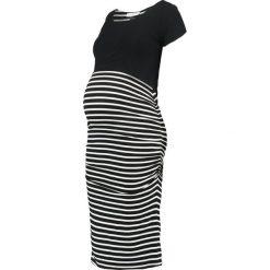 Sukienki hiszpanki: Envie de Fraise CAROLLE Sukienka z dżerseju black/off white