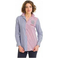 Galvanni Koszula Damska Snowflake Xl Wielobarwny. Szare koszule damskie marki GALVANNI, xl, w paski. W wyprzedaży za 239,00 zł.