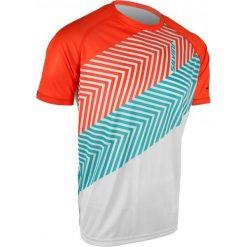 Silvini Koszulka Rowerowa Seveso mt610 White-Orange M. Białe odzież rowerowa męska marki Silvini, m, ze skóry, na fitness i siłownię. W wyprzedaży za 92,00 zł.