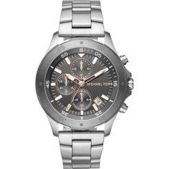Michael Kors Zegarek chronograficzny silvercoloured. Szare zegarki męskie marki Michael Kors. W wyprzedaży za 1133,10 zł.