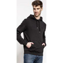 Pepe Jeans - Bluza Thru Mens. Czarne bluzy męskie rozpinane Pepe Jeans, l, z bawełny, z kapturem. Za 279,90 zł.
