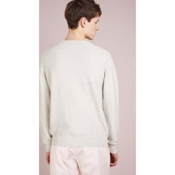 Swetry klasyczne męskie: J.CREW GARTER CREW Sweter aluminum