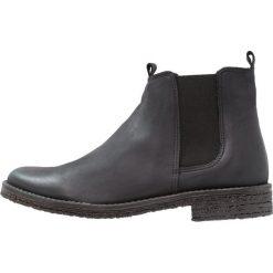 Felmini CREPONA Ankle boot james black. Czarne botki damskie na zamek Felmini, z materiału. Za 569,00 zł.