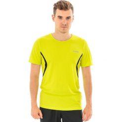 MARTES Koszulka męska DOREN lime punch/black r. M. Pomarańczowe koszulki sportowe męskie marki MARTES, m. Za 39,38 zł.