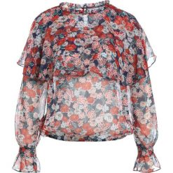 Bluzki asymetryczne: NORR REBECCA Bluzka red