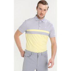 Koszulki polo: J.LINDEBERG KYE POLY Tshirt z nadrukiem stone grey melange