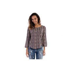 Bluzka damska luźna we wzory. Szare bluzki asymetryczne TXM. Za 16,99 zł.